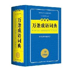 万条成语词典·速查版※广州开心工具书