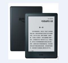 亚马逊 Kindle电子书阅读器电纸书 6英寸电子墨水触控显示屏电子书